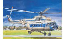 многоцелевой вертолет МИ-8МТ/МИ17, сборные модели авиации, Восточный Экспресс, 1:144, 1/144