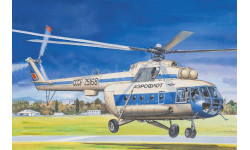 многоцелевой вертолет МИ-8МТ/МИ17