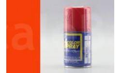 краска-спрей красный, фототравление, декали, краски, материалы, MR.COLOR