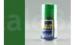 краска-спрей зеленый, фототравление, декали, краски, материалы, MR.COLOR