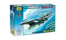 миг-29(9-13), сборные модели авиации, Звезда, scale72