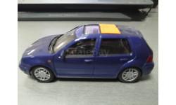 V.W.GOLF, масштабная модель, Volkswagen, Bauer/Cararama/Hongwell, 1:43, 1/43