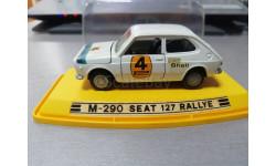 SEAT 127 RALLYE, масштабная модель, PILEN S.A., 1:43, 1/43