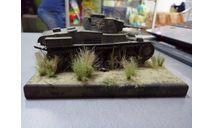 толди-1(собранный), сборные модели бронетехники, танков, бтт, бронетехника, хобби-босс, 1:35, 1/35