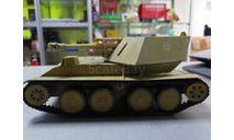 Т-4G(собранный), сборные модели бронетехники, танков, бтт, бронетехника, Trumpeter, 1:35, 1/35