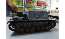 SIG-33(собранный), сборные модели бронетехники, танков, бтт, бронетехника, драгон, 1:35, 1/35