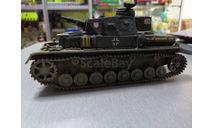 Т-4Е(собранный), сборные модели бронетехники, танков, бтт, бронетехника, 1:35, 1/35