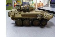 LAV-25(собранный), сборные модели бронетехники, танков, бтт, бронетехника, 1:35, 1/35