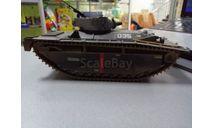 LVT-A(собранный), сборные модели бронетехники, танков, бтт, Italeri, scale35, бронетехника