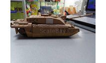 CHALLENGER 2(собранный), сборные модели бронетехники, танков, бтт, ТАМИЯ, scale35