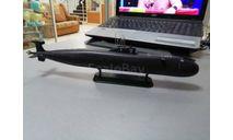 советская атомная подводная лодка 671РТМК щука(собранная), сборные модели кораблей, флота, подлодка, Моделист