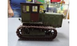 трактор сталинец(собранный)