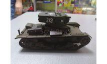 ОТ-130(собранный), сборные модели бронетехники, танков, бтт, бронетехника, хобби-босс, 1:35, 1/35