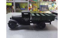 ГАЗ-АА(собранный), сборная модель автомобиля, МАШИНА, scale35