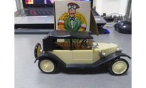 TATRA 11 LIMUSINA 1924, масштабная модель, IGRA