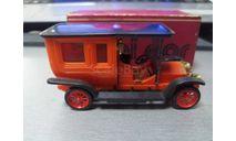 DAIMLER BENZ 1911, масштабная модель, MINI CAR(ГДР), 1:50, 1/50