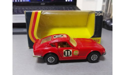 DATSUN 240 Z, масштабная модель, CORGI TOYS, 1:43, 1/43