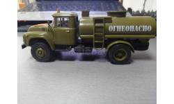 ЗИС-130 автоцистерна бензовоз