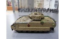 БМП М2 А1(конверсия), масштабные модели бронетехники, бронетехника, 1:43, 1/43