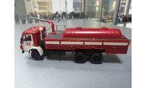 камаз 53213 пожарный(конверсия), масштабная модель, 1:43, 1/43