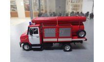 СПМУ-1.2-35115(конверсия), масштабная модель, пожарка, 1:43, 1/43