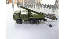 РСЗО Град-1(конверсия), масштабные модели бронетехники, scale43, бронетехника