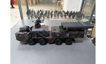 ПУ РК береговой обороны ФАГОТ-ЛМ(конверсия), масштабные модели бронетехники, бронетехника, 1:43, 1/43