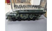 пусковая установка ЗРК С-300ВН(конверсия), масштабные модели бронетехники, бронетехника, 1:43, 1/43