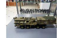 высотная радиолакацио. целеуказатель 96Н6Е(конверсия), масштабные модели бронетехники, бронетехника, 1:43, 1/43