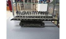 ИТ-28(собранный), сборные модели бронетехники, танков, бтт, бронетехника, собранные, 1:35, 1/35