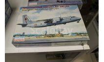 транспортный самолет АН-24Т/РТ ВВС/аэрофлот, сборные модели авиации, Восточный Экспресс, 1:144, 1/144