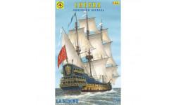 парусник сирена, сборные модели кораблей, флота, Моделист