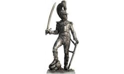офицер шеволежерского полка Франция 1811-1815гг
