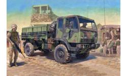 M1078 LIGHT MEDIUM TACTICAL VEHICLE(LMTV), сборная модель автомобиля, МАШИНА, Trumpeter, 1:35, 1/35