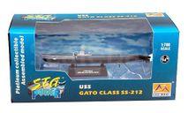 USS GATO CLASS SS-212 1944, масштабная модель, ПОДЛОДКА, Easy Model