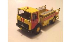 МАЗ 5551 тягач, масштабная модель, 1:43, 1/43, Конверсии мастеров-одиночек