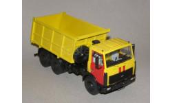МАЗ 5516 аварийка, масштабная модель, Конверсии мастеров-одиночек, scale43