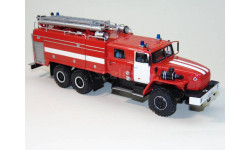 Урал 4320-1911 АНР 60-2000, масштабная модель, Конка, scale43