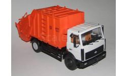 МАЗ 5337 КО 427 мусоровоз, запчасти для масштабных моделей, 1:43, 1/43