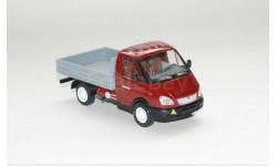 ГАЗ 2310 'Соболь' с ГБО, масштабная модель, 1:43, 1/43, Ник модельс