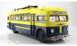 МТБ 82Д пр-ва ЗиУ троллейбус