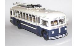 МТБ-82Д пр-ва ТМЗ троллейбус, масштабная модель, 1:43, 1/43, ULTRA Models