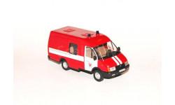 Рута-15.5 пожарный фургон, масштабная модель, 1:43, 1/43, Vector-Models