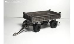 Кит набор Прицеп СЗАП-8543 Самосвал, сборная модель автомобиля, 1:43, 1/43, MAX-MODELS