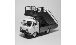 КИТ набор ТПС-22 на шасси УАЗ-452Д, сборная модель автомобиля, 1:43, 1/43, MAX-MODELS