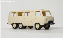 трансКИТ УАЗ-452К, сборная модель автомобиля, Max-Models, 1:43, 1/43