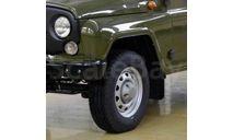 Диски для УАЗ-3909 (Звезда), UAZ-Hunter с подшипниками, запчасти для масштабных моделей, Max-Models, scale43