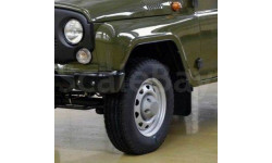 Диски для УАЗ-3909 (Звезда), UAZ-Hunter с подшипниками