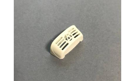 Кожух рефрижераторного блока Элинж, запчасти для масштабных моделей, Max-Models, scale43