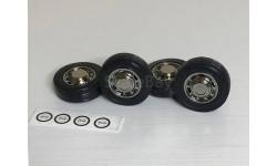 Колеса на ЗИЛ-41047 (диски с резиной)